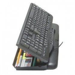 Multimedia Keyboard Organizer