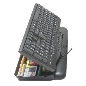 Multimedia Keyboard Organizer